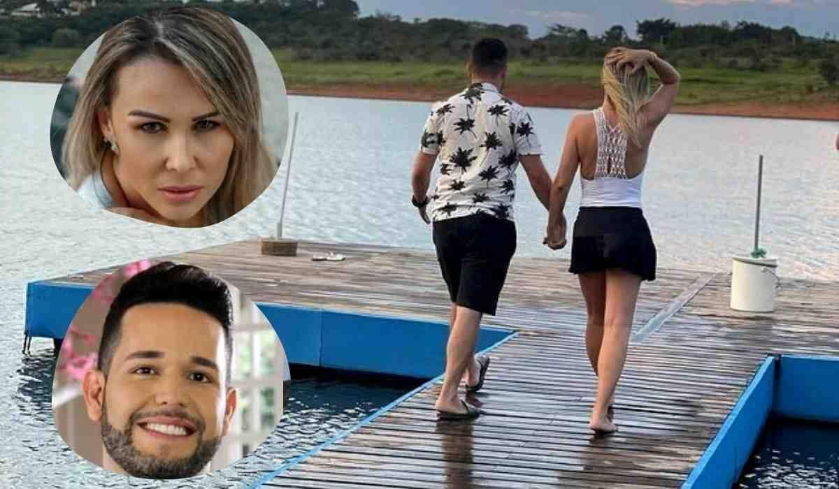 Pastor Lucas assume namoro polêmico com modelo: 'não sejam maldosos'