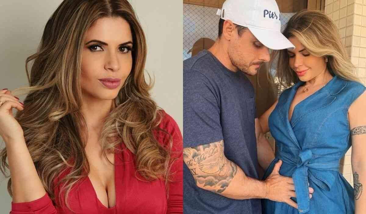 Ex-BBB Cacau Colucci anuncia que está grávida: 'presente divino'