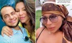 Andressa Ferreira revela que Thammy Miranda congelou óvulos antes de retirar os ovários