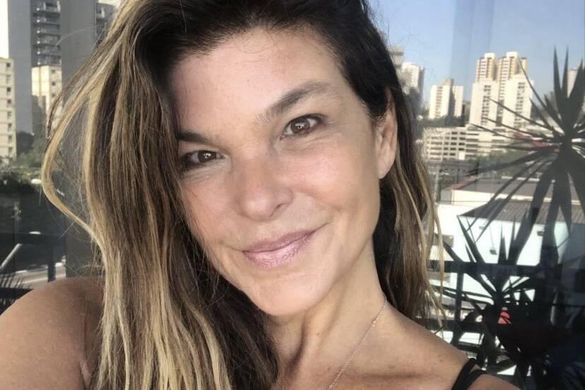 """Cristiana Oliveira conta que sofreu golpe de colega de trabalho: """"Fui muito ingênua"""""""