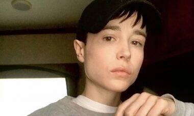"""Elliot Page fala sobre transexualidade: """"Confortável em meu corpo"""""""