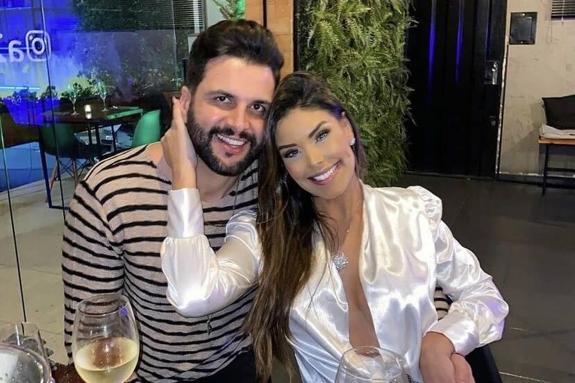 """Ex de Ivy Moraes revela: """"Houve traição das duas partes"""""""