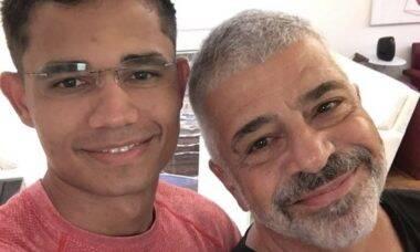 """Lulu Santos comemora aniversário do marido com declaração: """"Para sempre"""""""