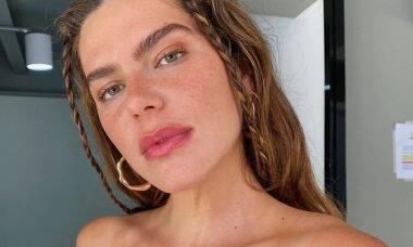 Mariana Goldfarb conta que se arrependeu de fazer preenchimento labial