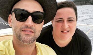 """Irmã de Paulo Gustavo falou com o ator pelo telefone: """"Certeza que ele me ouviu"""""""