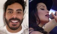 """Rodolffo elogia voz de Juliette e revela desejo de parceria: """"Venha cantar"""""""