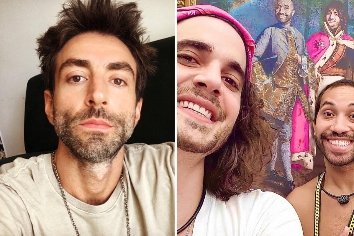 """Rodrigo Pandolfo comenta sobre beijo de Fiuk e Gilberto no BBB 21: """"Representa muita coisa"""""""