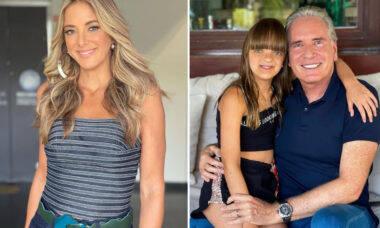 """Ticiane Pinheiro diz que manteve amizade com Roberto Justus: """"Sempre seremos"""""""