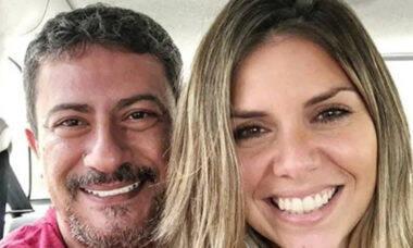 """Após acusação de envenenamento, ex-mulher de Tom Veiga nega exumação: """"Absurdo"""""""