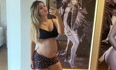 """Na reta final da gravidez, Virginia Fonseca atualiza fãs: """"Faltam 4 semanas"""""""