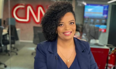 Basilia Rodrigues agradece apoio da CNN após denúncia de racismo