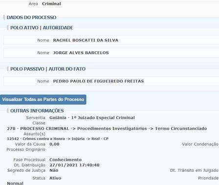 Cantor Jorge processa ex-cunhado por injúria contra a atual mulher (Foto: Reprodução/Instagram)
