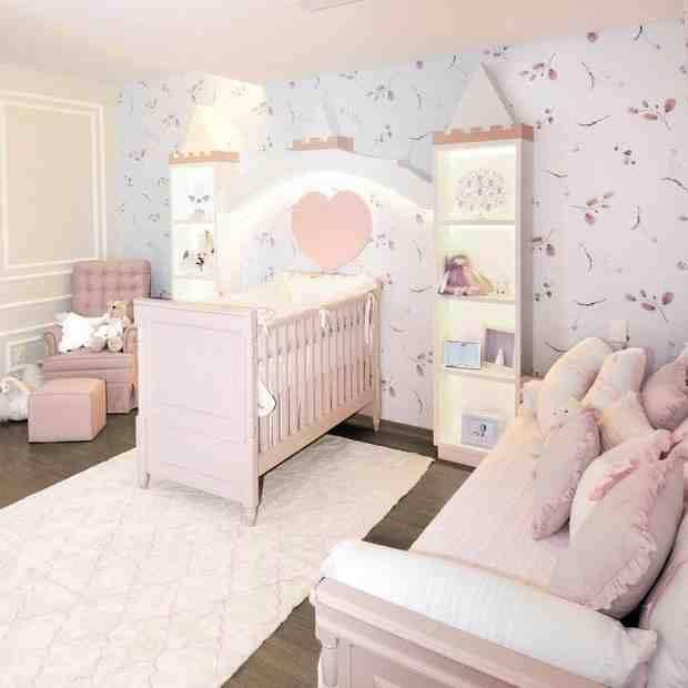 Virgínia Fonseca e Zé Felipe exibem quarto decorado da filha, Maria Alice (Foto: Reprodução/Instagram)