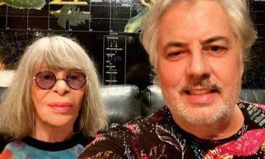 Marido de Rita Lee se declara à cantora diagnosticada com tumor: 'a amo profundamente'
