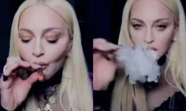 Madonna aparece fumando maconha em clipe de Snoop Dogg