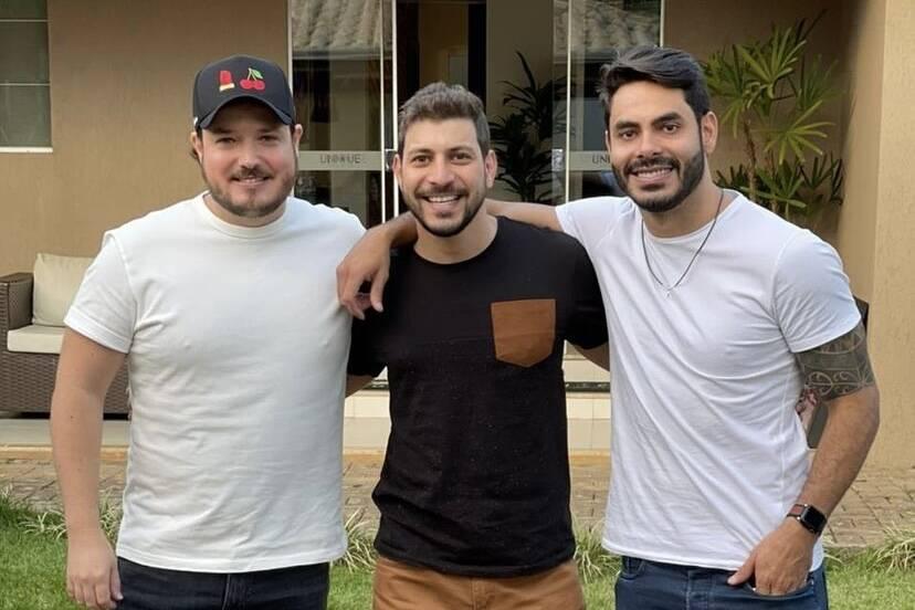 "Caio fala sobre parceria com Israel e Rodolffo após BBB 21: ""Amizade maravilhosa"""