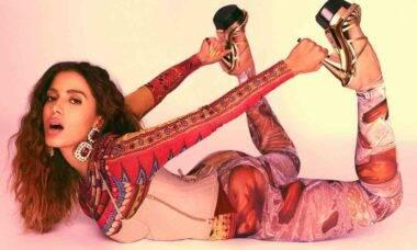 'Dói pra caramba', revela Anitta sobre tatuagem íntima. Foto: Reprodução Instagram