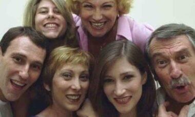 Barbara Bruno, filha de Nicette Bruno, está intubada com Covid-19. Foto: Reprodução Instagram