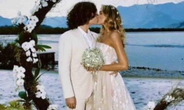 Sasha posta novas fotos do casamento intimista com João Figueiredo