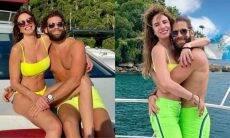 Solteira! Luciana Gimenez termina o namoro com Eduardo Buffara