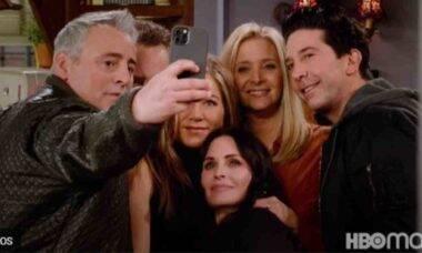 Especial da série 'Friends' ganha trailer oficial completo com todo o elenco