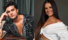 Luan Santana convida Juliette para estrelar seu novo clipe: 'minha morena'