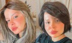 Maraisa brinca ao testar perucas: 'quando boy quiser tenho loira, ruiva...'