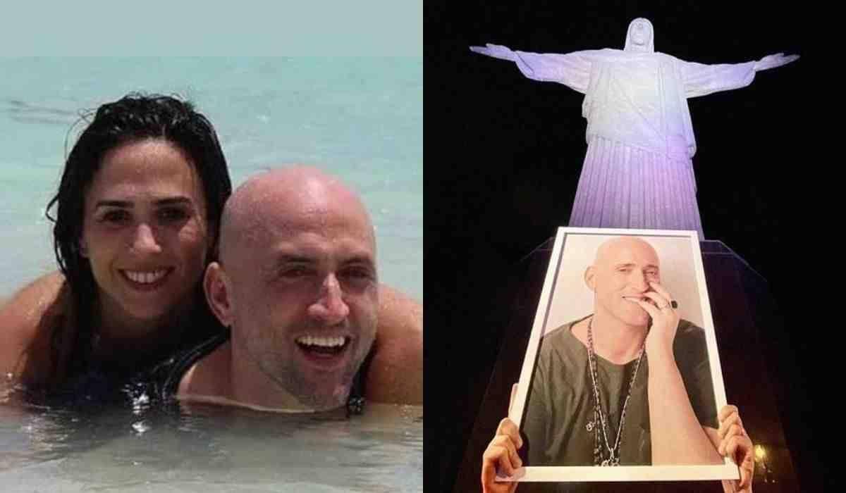 Tata Werneck faz homenagem à Paulo Gustavo: 'você é gigante'