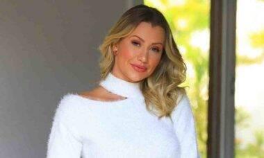 Ana Paula Siebert explica ter se vacinado em Miami: 'não fomos para isso'