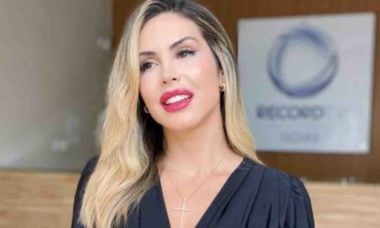 Após ser demitida, jornalista da Record expõe machismo na emissora