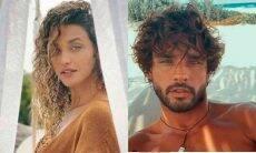 Débora Nascimento curte com o namorado em resort de luxo no México