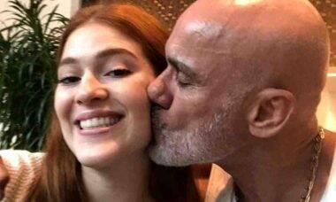 Papito faz homenagem para a filha, Ana Clara: 'conquistou seu espaço'