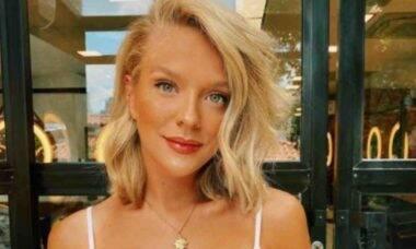 Solteira, Gabi Lopes revela: 'como mulher livre, dou meus beijos por aí'