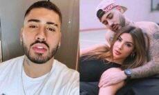 Kevinho revela insegurança no inicio do namoro: 'ex dela era uma mulher'