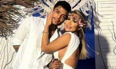Esposa de MC Kevin lamenta morte do cantor: 'amor mais lindo que tive'