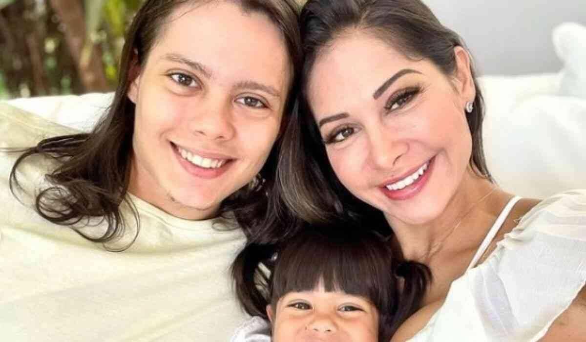 Mayra Cardi conta que filho não ligou para carro de presente: 'está nem aí'