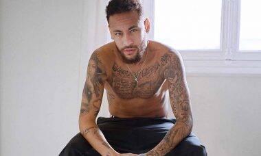 Neymar lamenta morte de MC Kevin. Foto: Reprodução Instagram
