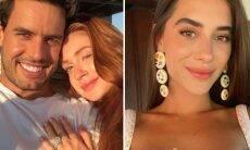 Ex-marido de Marina Ruy Barbosa assume namoro com outra Marina