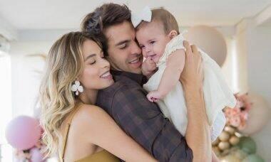 """Carol Dias conta que pretende ter mais filhos com Kaká: """"Queremos muito"""""""