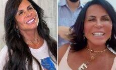 """Gretchen muda o visual e adota o cabelo curtinho: """"Tá muito fofo"""""""