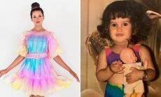 """Juliette posta foto criança e encanta os fãs: """"Visionária"""""""