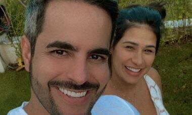 """Kaká Diniz se declara para Simone: """"Orgulho da mulher que se tornou"""""""