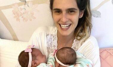 """Marcella Fogaça fala sobre maternidade real e relata dia difícil: """"Energia no limite"""""""