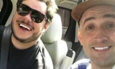"""Marcus Majella se emociona ao lembrar de Paulo Gustavo: """"Tínhamos uma conexão de almas"""""""