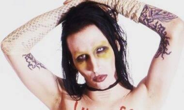 Procurado pela polícia: Marilyn Manson recebe mandado de prisão