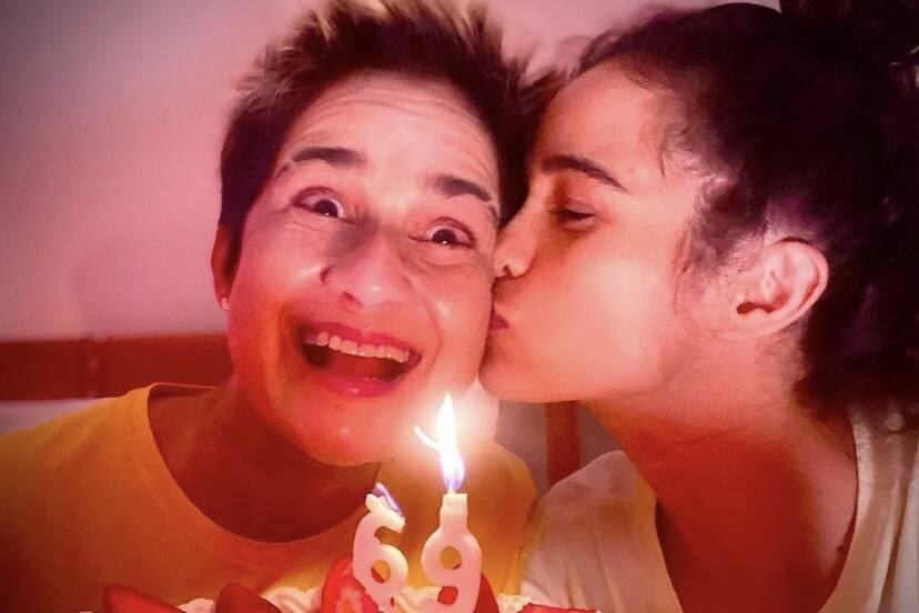 """Nanda Costa celebra aniversário de Lan Lahn: """"A cada novo ciclo eu te amo mais"""""""