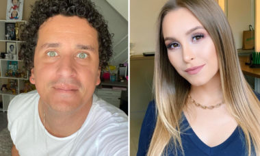 """Rafael Portugal revela que invadiu festa de 15 anos de Carla Diaz: """"Penetra"""""""