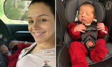 Irmã de Kyra Gracie, Rayra, anuncia nascimento da filha, Kayra