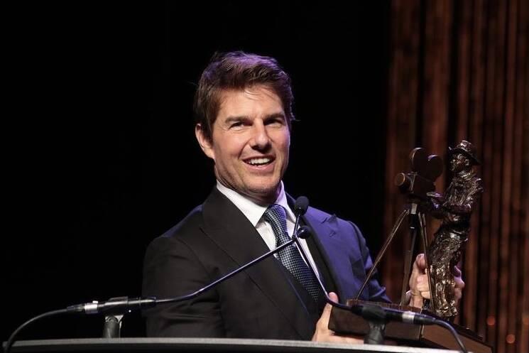 Tom Cruise devolve estatuetas do Globo de Ouro após polêmicas da HFPA