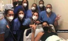 Ivy Moraes passa por cirurgia de emergência após abscesso cutâneo